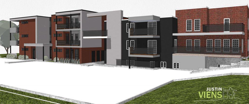 Rodier-Immeuble locatif rue Girouard
