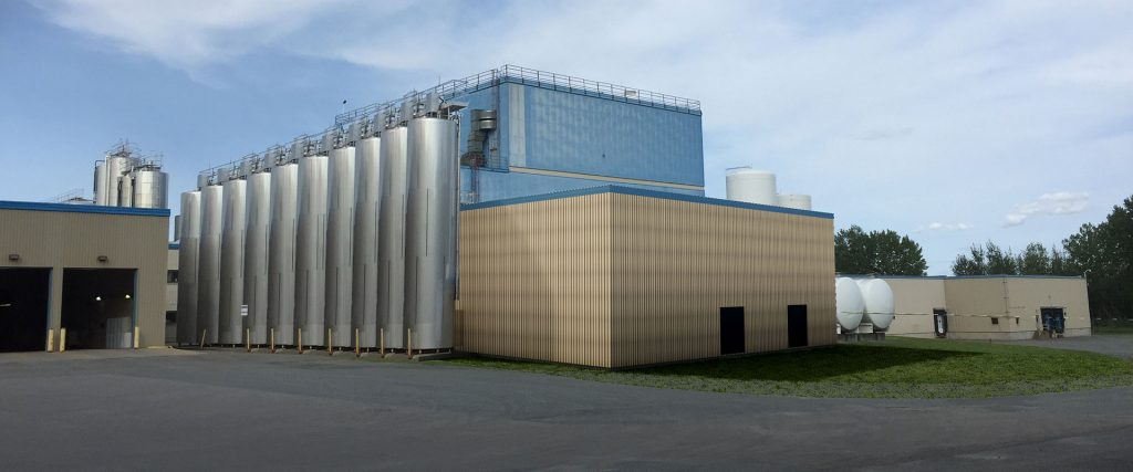 Agropur Granby - 1100 Rue Omer Deslauriers