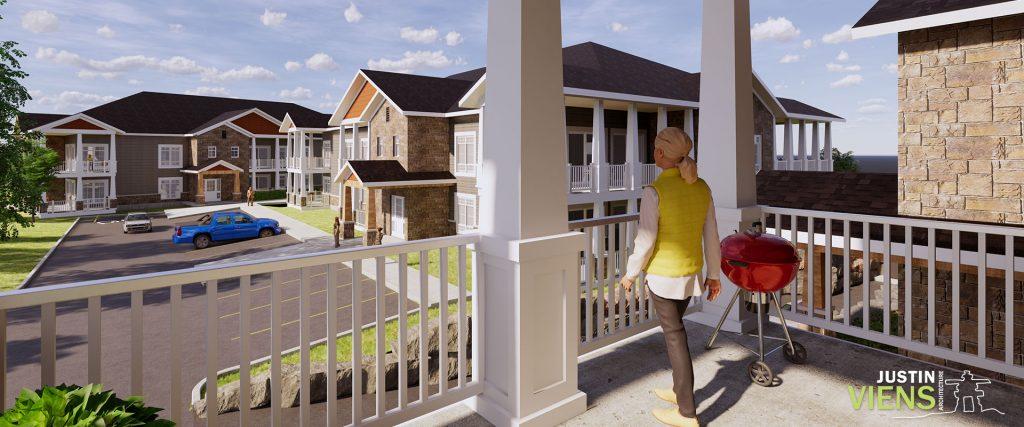 Laro développement Résidentiel Saint Liboire
