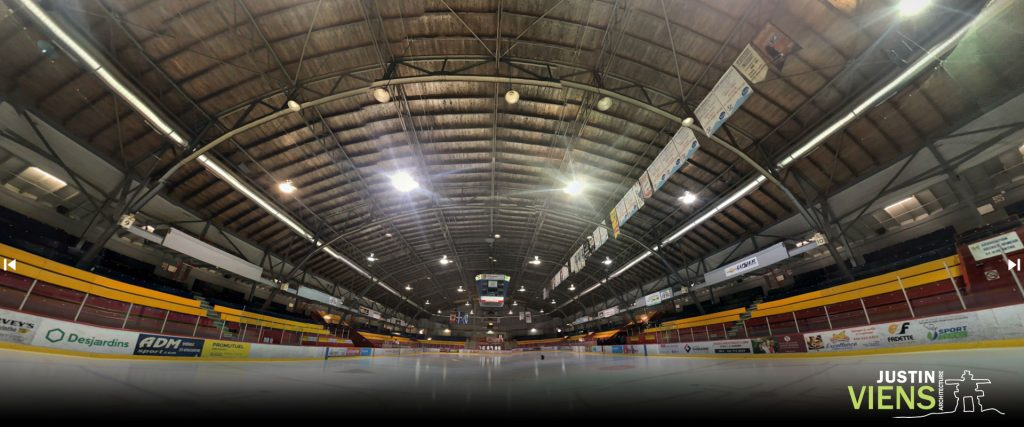 VSH-Aréna L.P. Gaucher